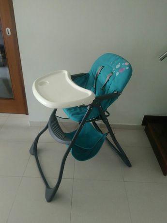 Cadeira de Refeições Criança