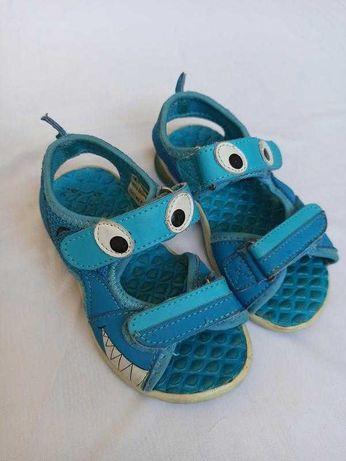 Босоножки сандалии на мальчика 26 размер