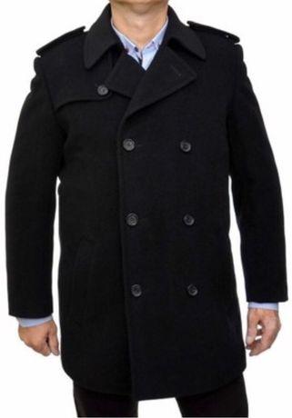 Płaszcz bosmanka hm H&M męski 52 xl