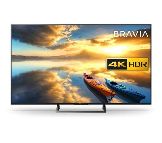 Telewizor Sony 49cali 4K HDR, SMART, WI-FI Komplet