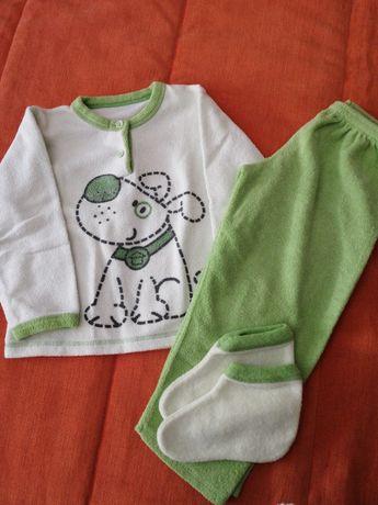 Pijama Tam. 5 anos
