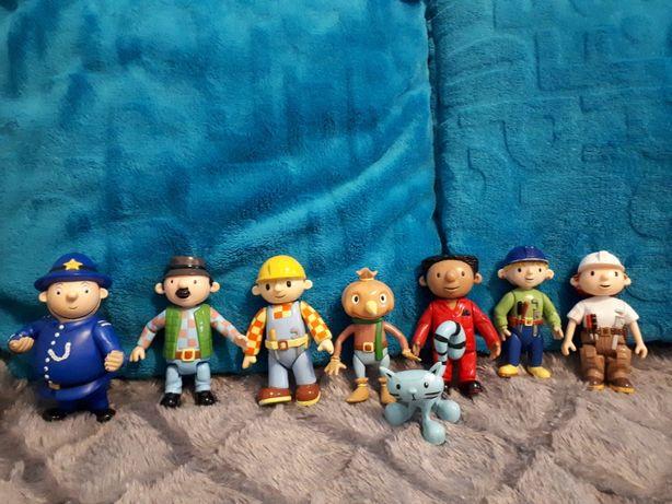 Figurki Bob Budowniczy