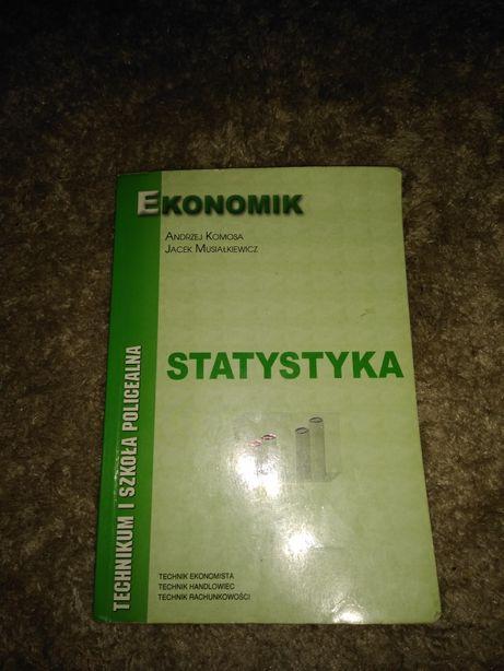 Książka do statystyki