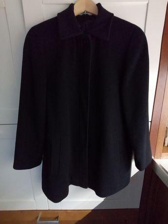 Krótki płaszczyk wełniany M&S r 14