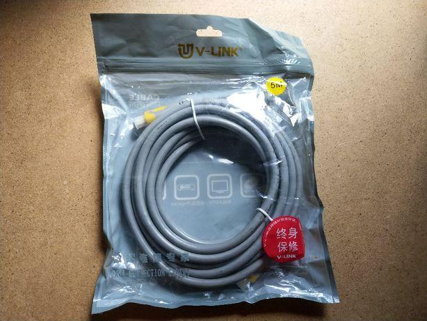 V-Link HDMI 2.0 кабель длиной 5 метров 18 Гбит/с 4K/60Гц 2160p 3D ARC