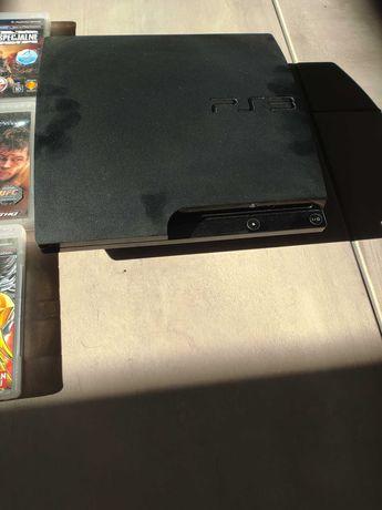 PS3 +gry 23 i dwa pady