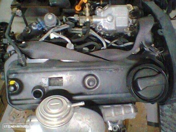 Motor AFN Seat Ibiza Vw Golf III 1.9 tdi