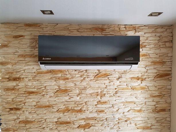 Klimatyzacja-chłodnictwo serwis montaż