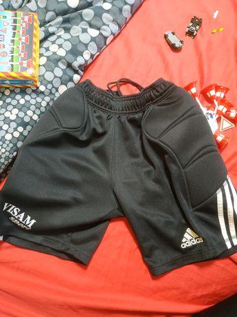 Шорты вратарские футбольные adidas s