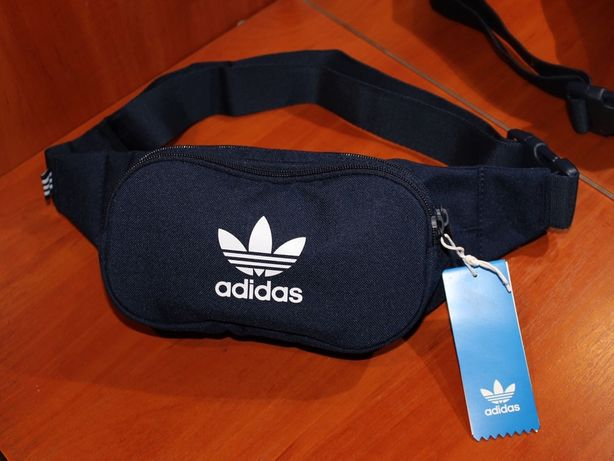 Сумка на пояс, плече Adidas Originals оригінал унісекс бананка