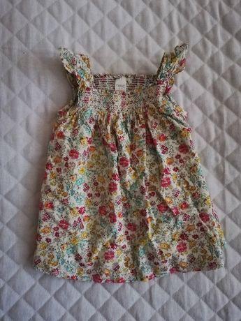 Nowa sukienka dziewczęca NEXT rozmiar 68
