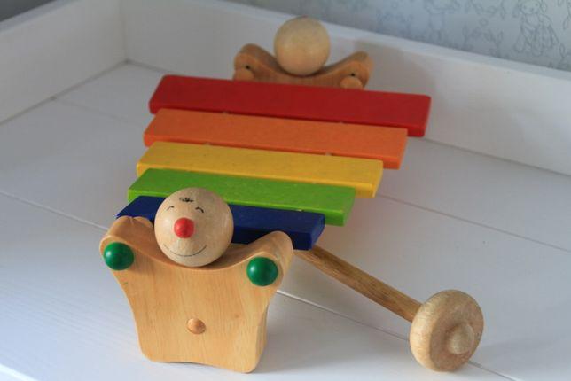 Drewniane cymbałki