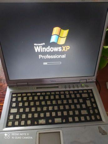 Ноутбуки - робочі, б\у.