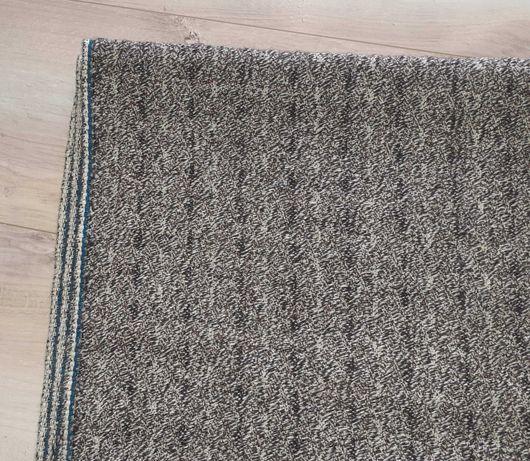 Tkanina Materiał 60% Wełna 40% Bawełna 268 x 155