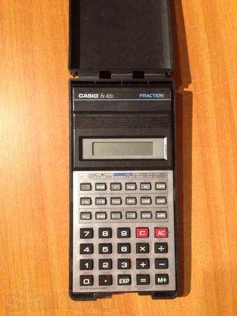 Инженерный калькулятор Casio fx-82D Fraction
