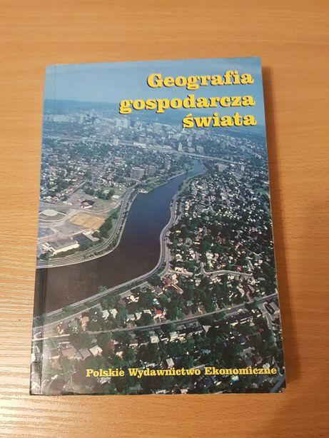 """KSIĄŻKA """"Geografia gospodarcza świata"""" Irena Fierli, podręcznik"""