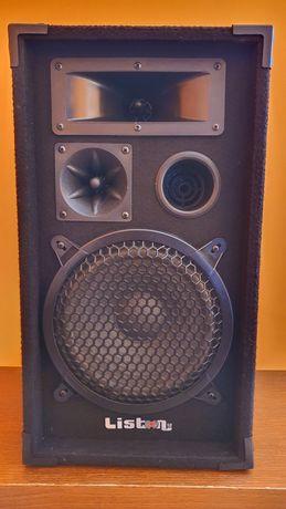 Kolumna Głośnik Liston 12 300W z kolekcji jak Marshall Fender Canton !