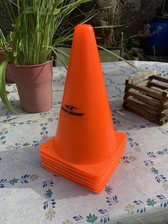 6 Cones de treino