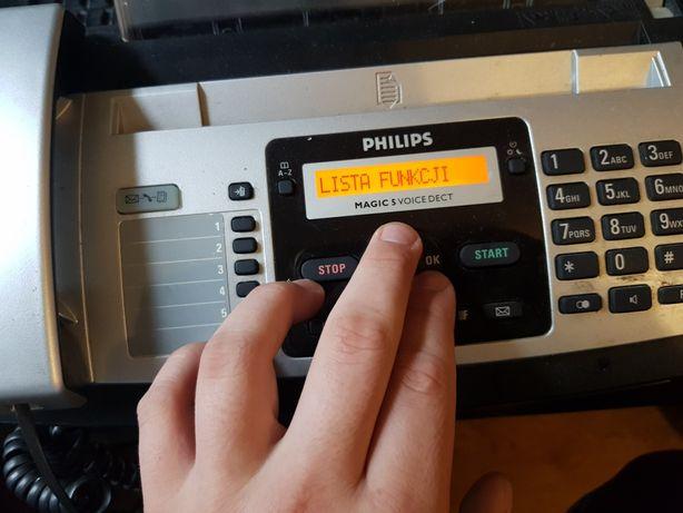 Działający fax stary