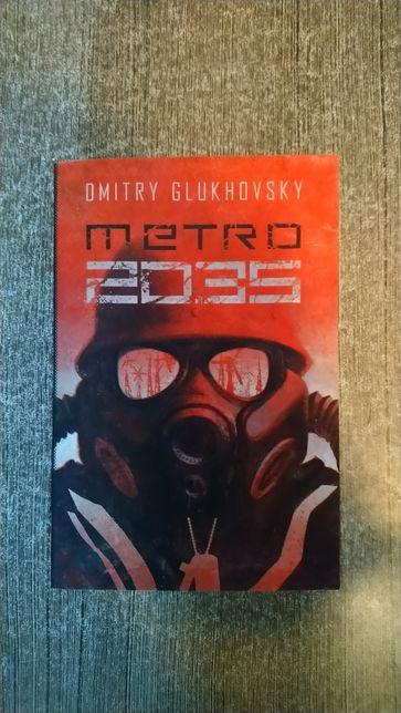 Nowa książka Metro 2035 Dmitry Glukhovsky