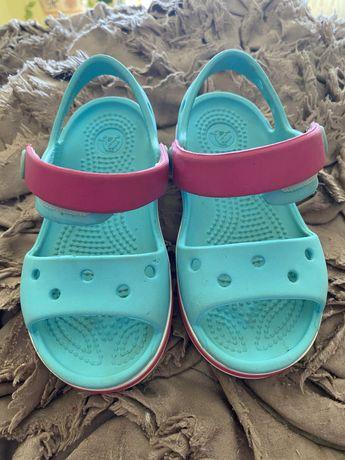 Crocs сандалии,оригинал!