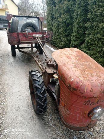Traktorek dzik 21 rok produkcji 1970