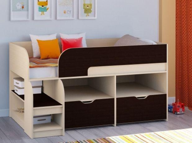Кровать детская ліжко дитяче