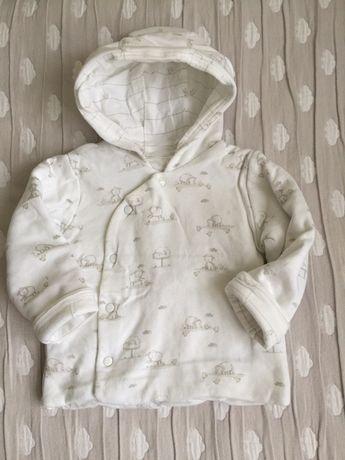 Курточка ветровка 6-9 мес mothercare