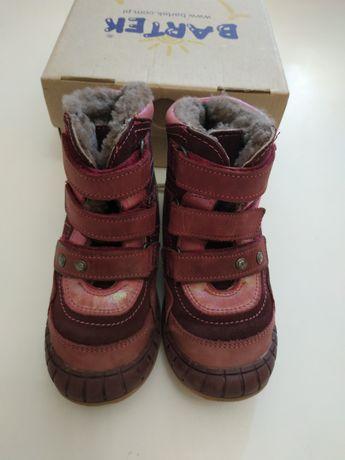 Зимние ботинки. Р.- 26