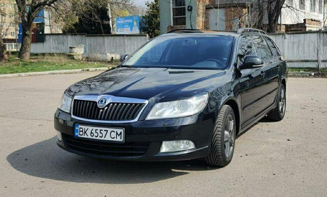Skoda Octavia A5, Elegance 2.0TDI, 140к.с.
