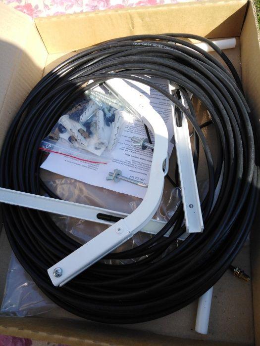 antena komunikacyjna do internetu