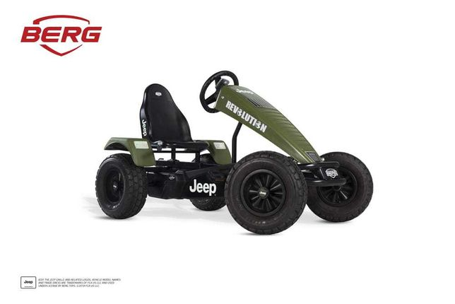 Gokart Berg Jeep Revolution BFR