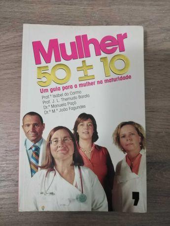 Livro MULHER + 10 - 10