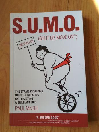 Пол Мак Гі, S.U.M.O., книга на англійській, з автографом автора!