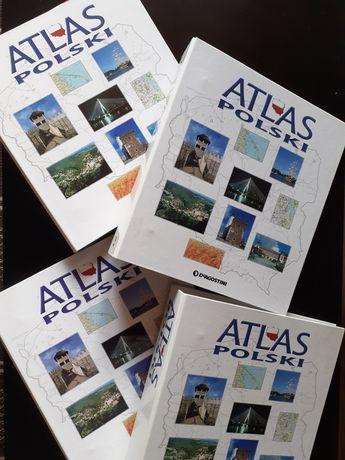 Atlas Polski wydawnictwo DeAgostini