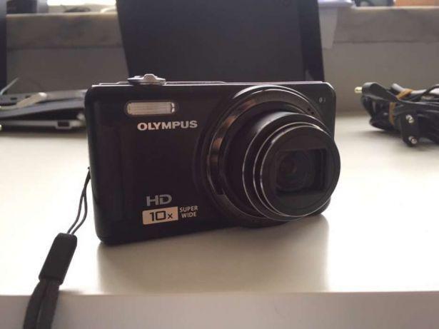 Maquina fotografica olympus vr310 14megapixel