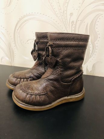 Чоботи/черевики  для дівчинки Clarks 6