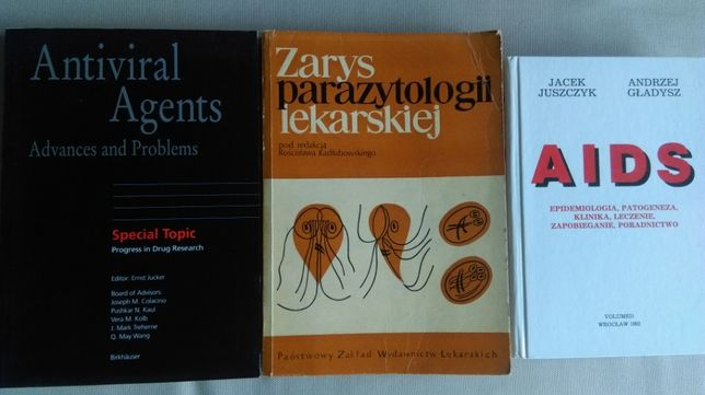 Zarys Parazytologii Lekarskiej; R. Kadłubowski, Warszawa 1972