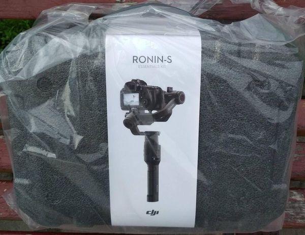 DJI Ronin-S Essentials Kit (НОВЕ)
