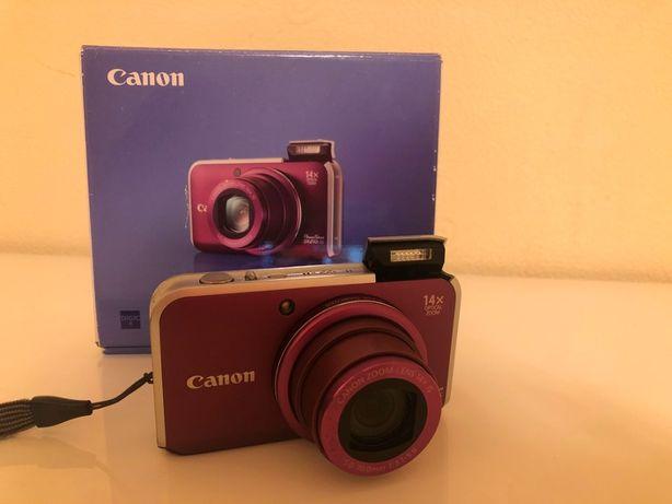 Замечательный Фотоаппарат Canon PowerShot SX210 IS б.у.