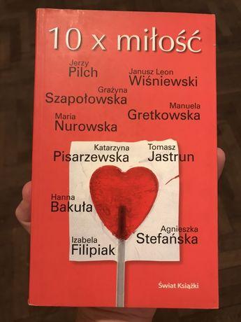 10 x miłość