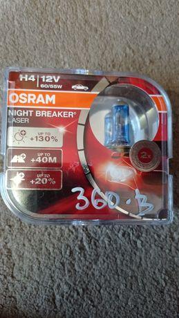Автомобільні лампи Osram night breaker