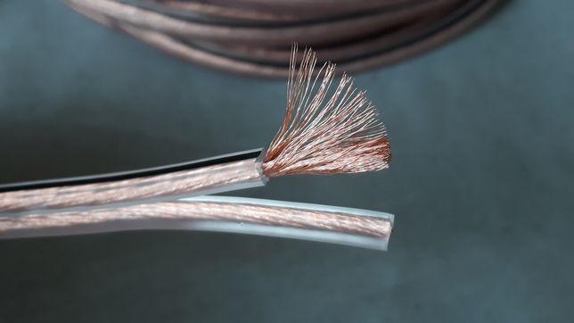 Акустический кабель. Медь (OFC). Loudspeaker Cable 2*1,5  Hi-Fi .