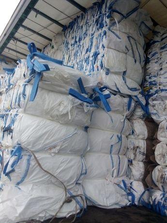 worki big bag duże ilości 90/90/220 cm 1250 kg na złom,metale,odpady
