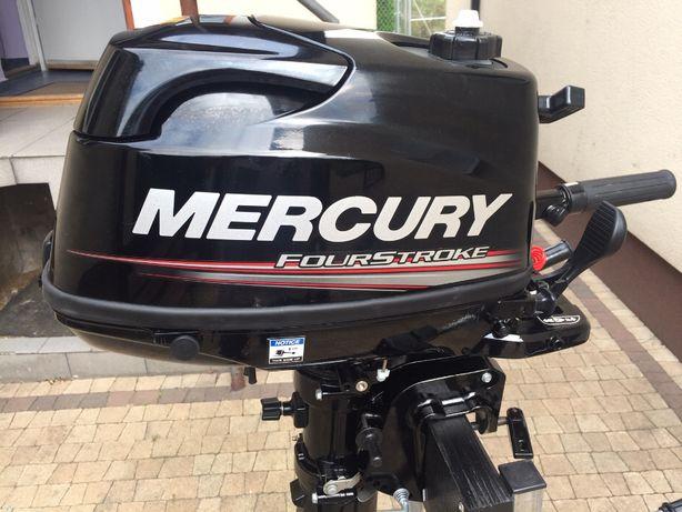 Silnik Merkury 2016r 4km 4 -sów JAK NOWY