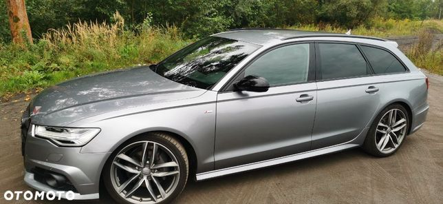 Audi A6 Audi A6C7 2.0 190KM Matrix Alcantara Full S LINE