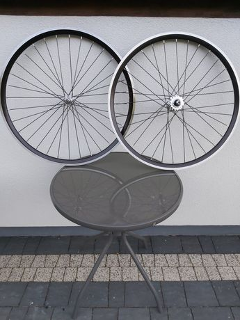 Koła rowerowe 700C ostre, single speed, flip-flop