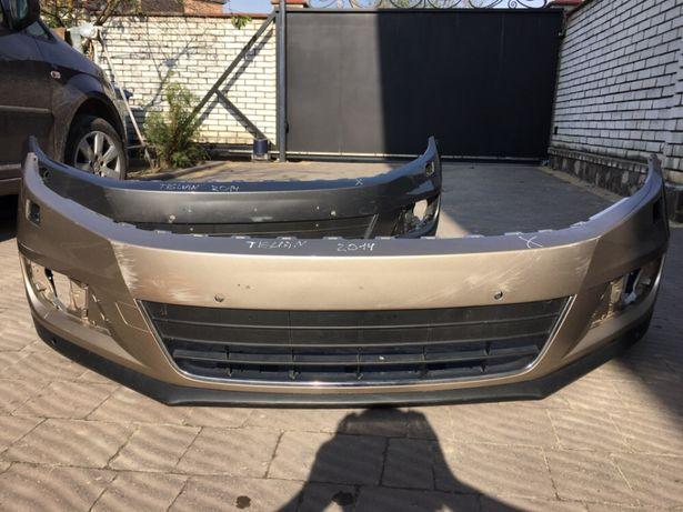 Передній бампер VW Tiguan(Тигуан,Тігуан)