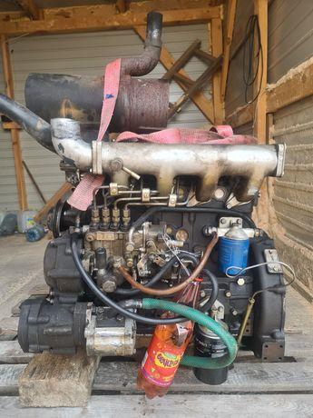 Silnik Xinchai C490BPG A498BT1 do ładowarki przegubowej