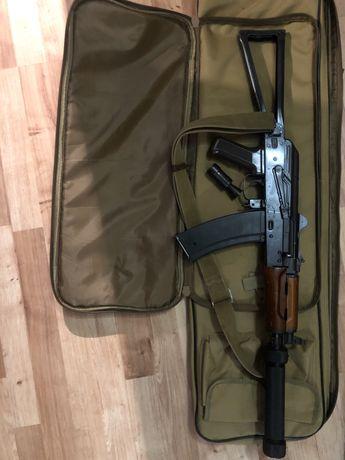 Страйкбол Акс-74у e&l обмін на ВСС lct